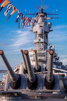 USS Missouri Memorial Association Testimonial