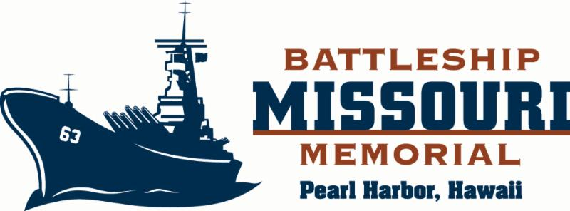 USS Missouri Memorial Association Logo